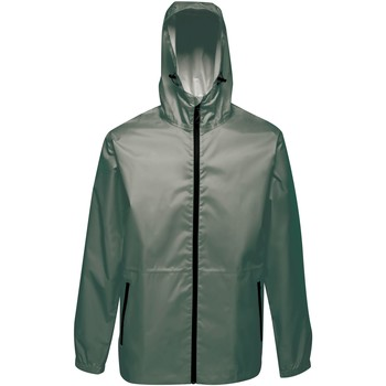 Clothing Men Macs Professional Pro Packaway Breathable Waterproof Jacket Green Green
