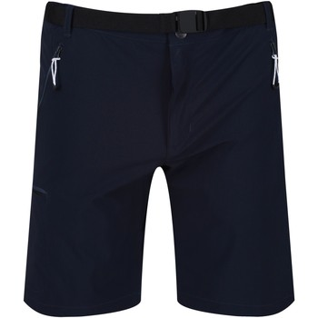 Clothing Men Shorts / Bermudas Regatta XERT III Stretch Shorts Seal Grey Blue Blue