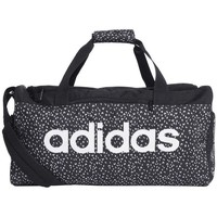 Bags Sports bags adidas Originals Linear Duffel White,Black