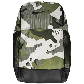 Bags Rucksacks Nike Brasilia Grey, Olive, Graphite