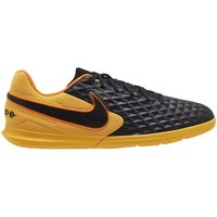 Shoes Men Football shoes Nike Tiempo Legend 8 Club IC Honey,Black