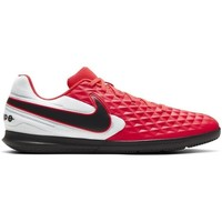 Shoes Men Football shoes Nike Tiempo Legend 8 Club IC White,Black,Red