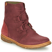 Shoes Women Mid boots El Naturalista ANGKOR Bordeaux