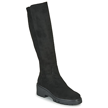 Shoes Women High boots Unisa JELIZA Black