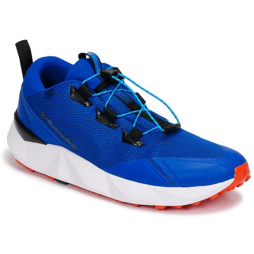 Shoes Men Multisport shoes Columbia FACET 30 OUTDRY Blue