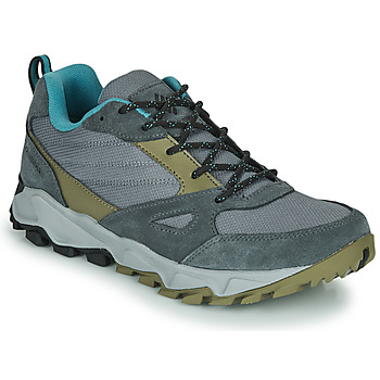 Shoes Women Walking shoes Columbia IVO TRAIL WATERPROOF Grey