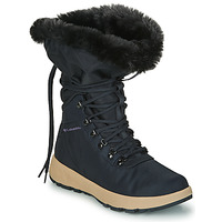 Shoes Women Snow boots Columbia SLOPESIDE VILLAGE OMNI HEAT HI Black