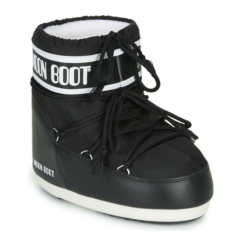 Shoes Women Snow boots Moon Boot MOON BOOT CLASSIC LOW 2 Black
