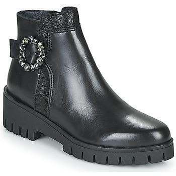 Shoes Women Mid boots Myma KAOLI Black