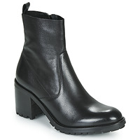 Shoes Women Ankle boots Myma KIALO Black