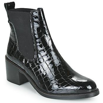 Shoes Women Ankle boots Myma KIOLI Black