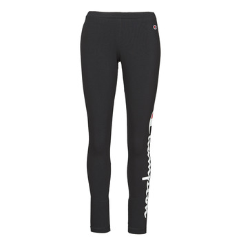 Clothing Women Leggings Champion COTTON LYCRA Black