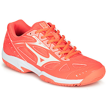 Shoes Women Indoor sports trainers Mizuno CYCLONE SPEED 2 Coral