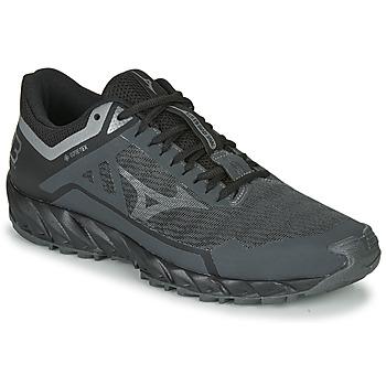 Shoes Men Running shoes Mizuno WAVE IBUKI 3 GTX Black