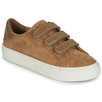 Shoes Women Low top trainers No Name ARCADE STRAPS Brown