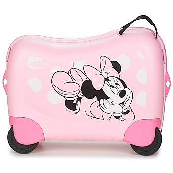 Bags Girl Hard Suitcases Sammies DREAM RIDER MINNIE Pink