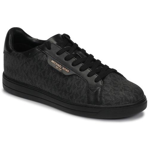 Shoes Men Low top trainers MICHAEL Michael Kors KEATING Black