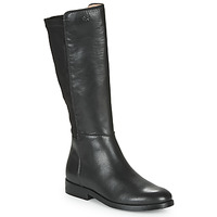 Shoes Girl High boots Acebo's 9864-NEGRO-T Black