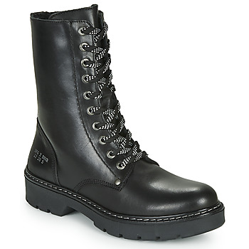 Shoes Girl Mid boots Bullboxer  Black