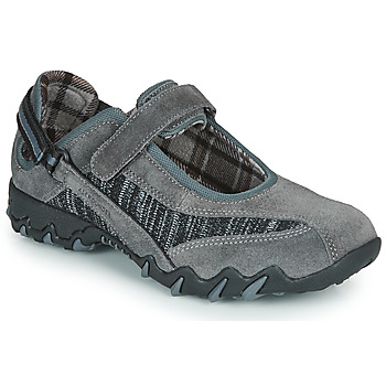 Shoes Women Outdoor sandals Allrounder by Mephisto NIRO Grey