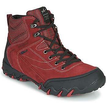 Shoes Women Walking shoes Allrounder by Mephisto NIGATA-TEX Red