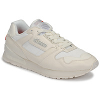 Shoes Men Low top trainers Ellesse 147 LEATHER White