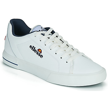 Shoes Men Low top trainers Ellesse TAGGIA LTHR White
