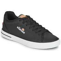 Shoes Women Low top trainers Ellesse TAGGIA LTHR Black