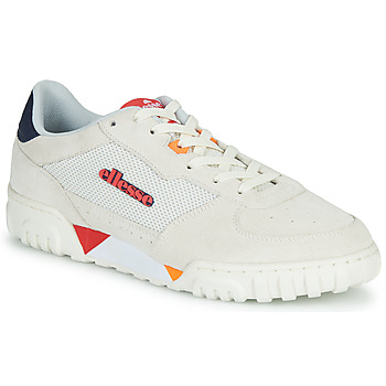 Shoes Men Low top trainers Ellesse TANKER LO White