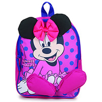 Bags Girl Rucksacks Disney BACKPACK MINNIE Pink