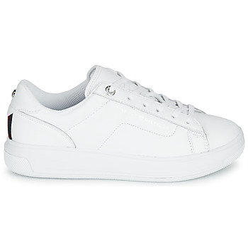 Tommy Hilfiger LEATHER TOMMY HILFIGER CUPSOLE