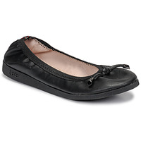 Shoes Women Flat shoes Les Petites Bombes TINA Black
