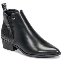 Shoes Women Mid boots Les Petites Bombes ANTONELLA Black