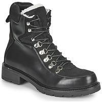 Shoes Women Mid boots Les Petites Bombes ALANNA Black