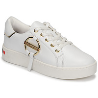 Shoes Women Low top trainers Love Moschino JA15043G1B White