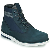 Shoes Men Mid boots Levi's JAX XLITE Blue
