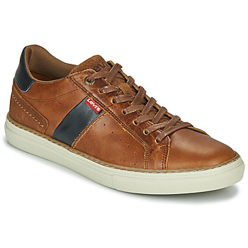Shoes Men Low top trainers Levi's BAKER 2.0 Brown