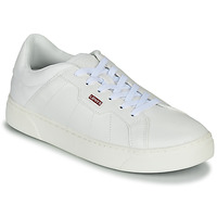Shoes Men Low top trainers Levi's CAPLES SPORT White