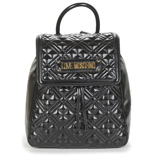 Bags Women Rucksacks Love Moschino JC4012PP1B Black