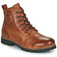 Shoes Men Mid boots Blackstone  Brown