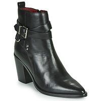 Shoes Women Ankle boots Bronx NEW AMERICANA LOW Black