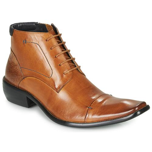 Shoes Men Mid boots Kdopa KYRIAKOS Camel