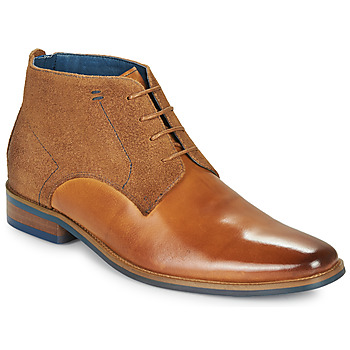 Shoes Men Mid boots Kdopa BARMENI Camel
