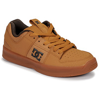 Shoes Men Low top trainers DC Shoes LYNX ZERO Camel
