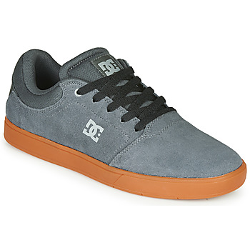 Shoes Men Low top trainers DC Shoes CRISIS Grey