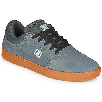 Shoes Men Low top trainers DC Shoes CRISIS Grey