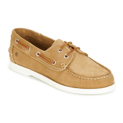 Shoes Men Boat shoes Casual Attitude REVORO Brown / Clear