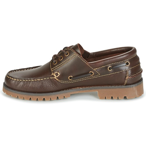 Casual Attitude EVEROA Brown - Free delivery Shoes Boat shoes Men £ 49.29 tuNNvRjy
