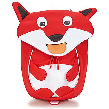 Bags Children Rucksacks Affenzahn FRIDA FOX Orange