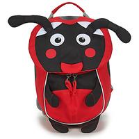 Bags Girl Rucksacks Affenzahn LILLY LADYBIRD Red